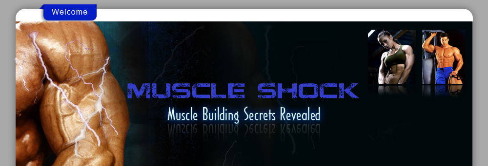 Muscle Building Secrets Revealed